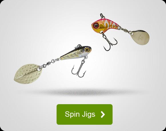 Spin Jigs und Jigspinner im Sortiment ansehen