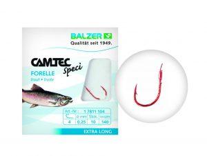 Balzer Camatec Forelle Rot