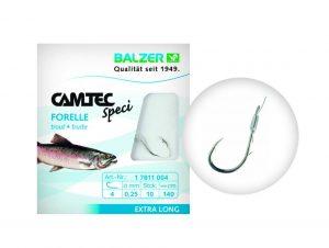 Balzer Camatec Forelle Silber