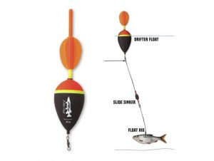 Quantum Mr. Pike Drift Float Posensystem