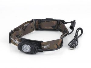 Fox Halo AL350C Kopflampe für Angler