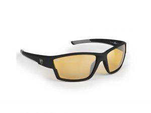 Fox Rage Matt Black Sonnenbrille für Angler