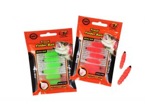 FTM Trout Finder Bienenmaden