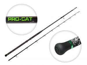 Zeck Fishing Pro Cat Soft Angelrute