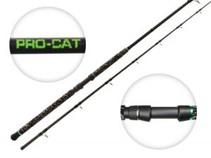 Zeck Fishing Pro Cat Welsrute