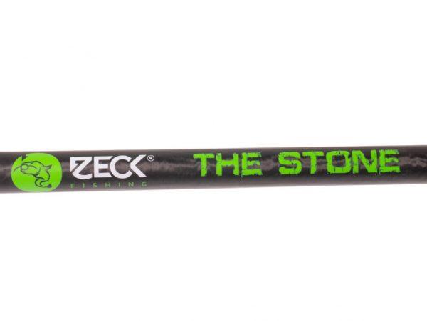 Zeck Fishing The Stone Aufschrift