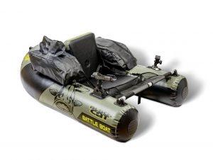 Black Cat Battle Boat Bellyboot