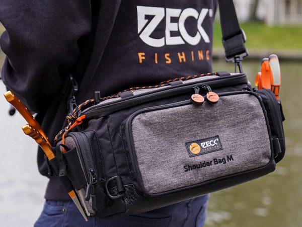 Zeck Fishing Shoulder Bag Detailbild 1