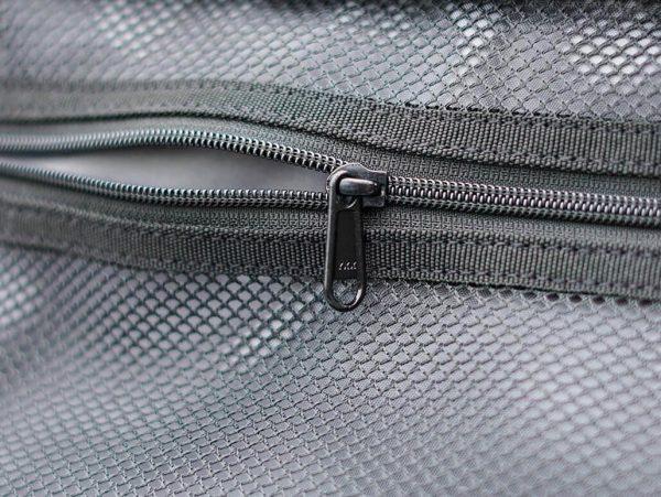 Zeck Fishing Shoulder Bag Reißverschluss