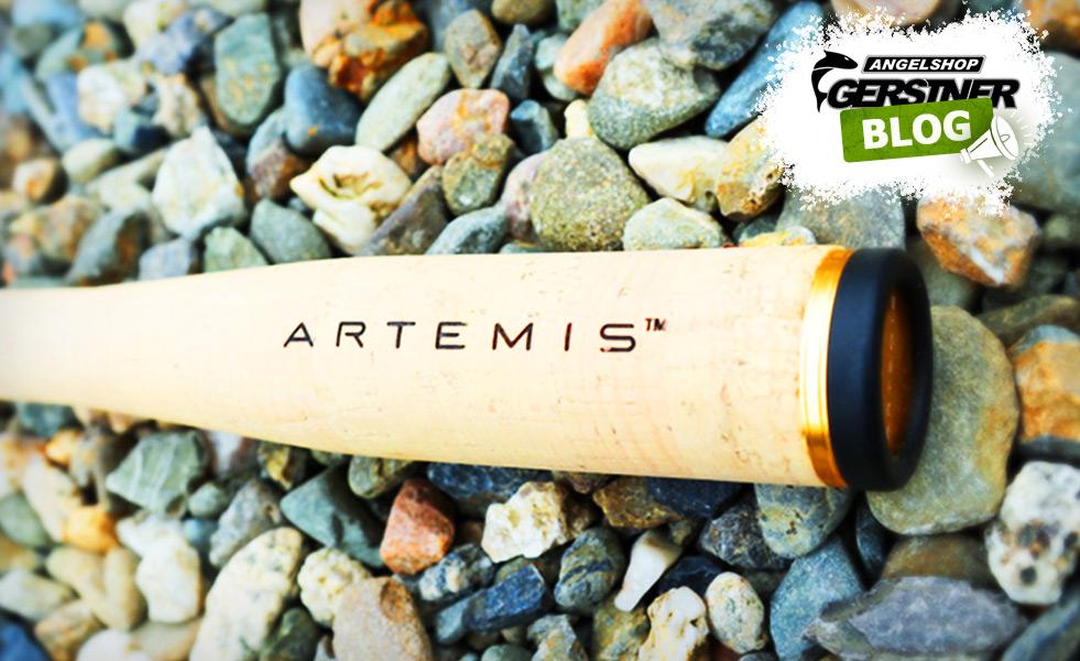 Artemis Spinnrute von Seika Pro