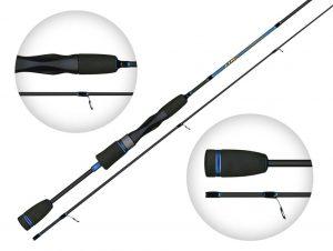 FTM Ultra Light Barsch Angelrute