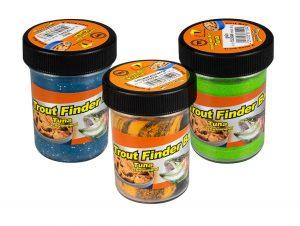 FTM Trout Finder Bait Tuna Forellenteig