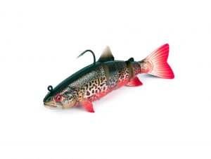 Fox Rage Realistic Replicant Trout Jointed Gummifisch