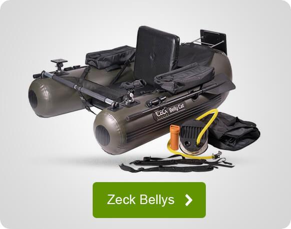 Bellyboote von Zeck