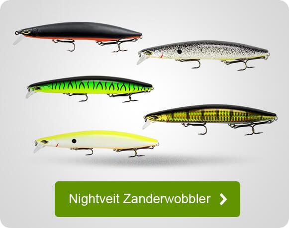 Nightveit Zanderwobbler von Seika Pro im Angebot