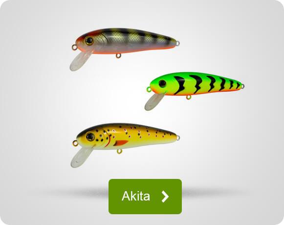 Akita Wobbler
