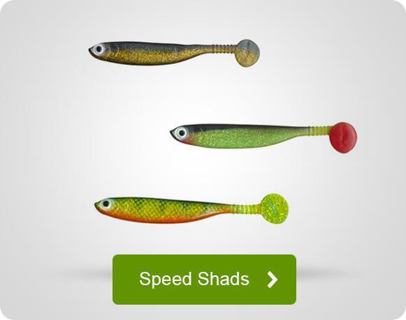 Speed Shad von Seika Pro