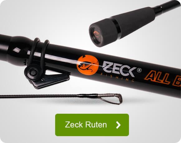 Angelruten von Zeck Fishing