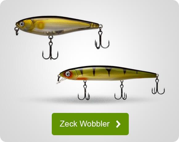 Wobbler von Zeck Fishing