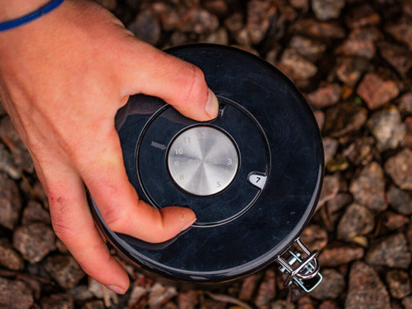 Fox Cookware Coffe and Tea Storage Anwendung