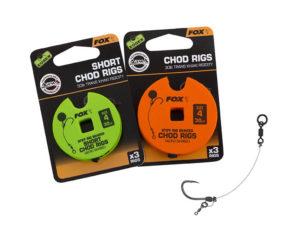 Fox Edge Shod Rigs Standard