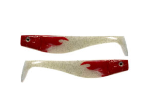 Illex Dexter Shad Red Flame