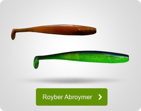 Royber Abroymer Gummifische