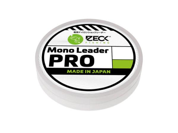 zeck fishing mono leader pro