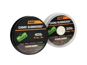 Fox Edges Camo Submerge Leader